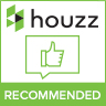 Houzz recommended rainier cabinetry and design