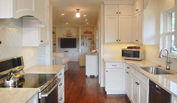 kitchen cabinets Rainier Cabinetry and Design