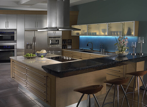 WoodMode kitchen cabinetry