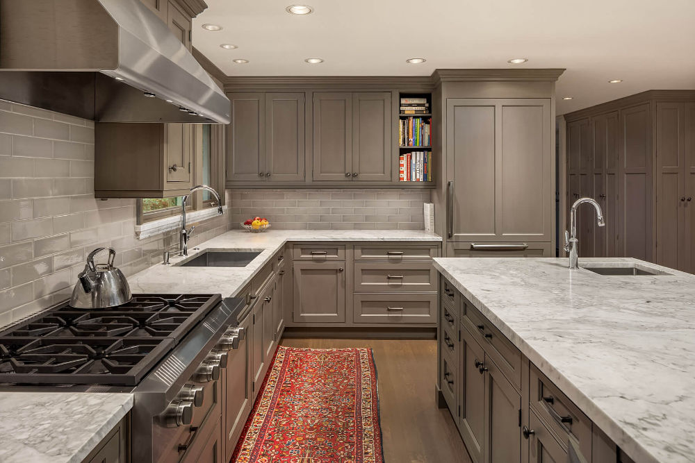 Lawson 1 Rainier Cabinetry Design kitchen cabinets