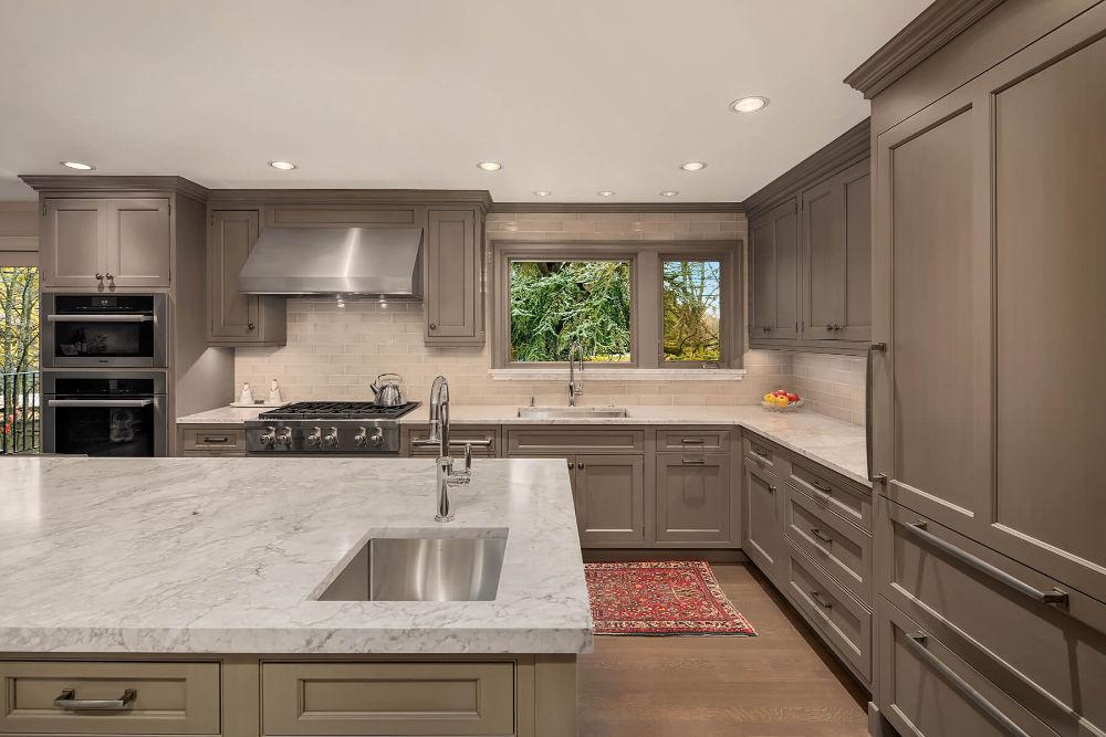 Lawson 2 Rainier Cabinetry Design kitchen cabinets
