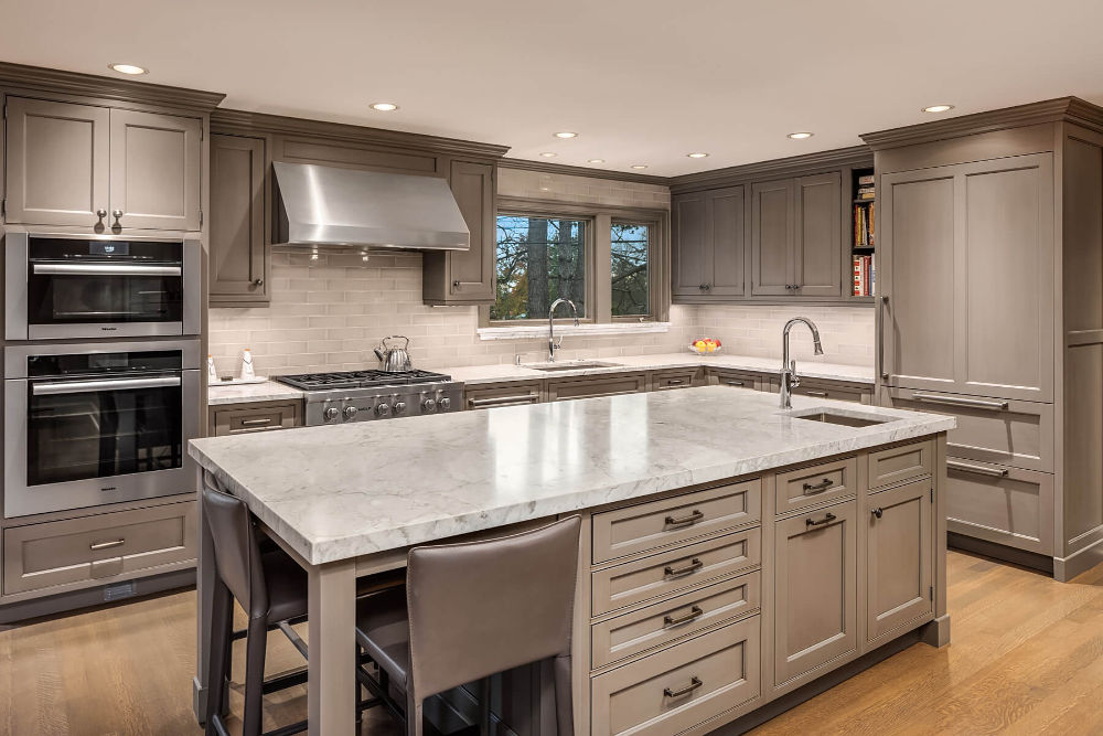 Lawson 3 Rainier Cabinetry Design kitchen cabinets