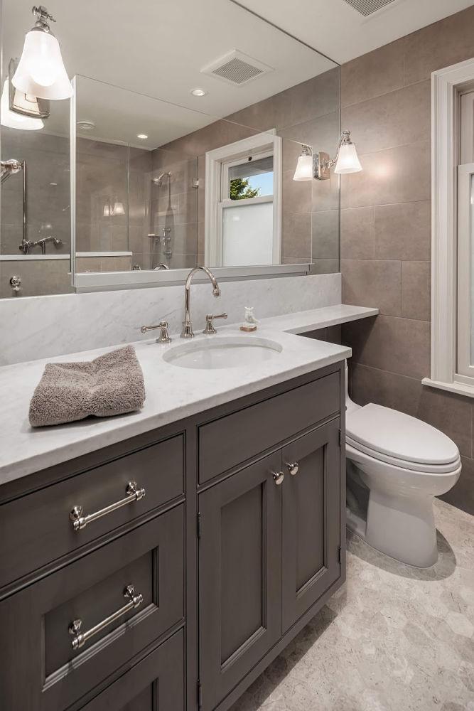 Lawson 6 Rainier Cabinetry Design bathroom cabinets
