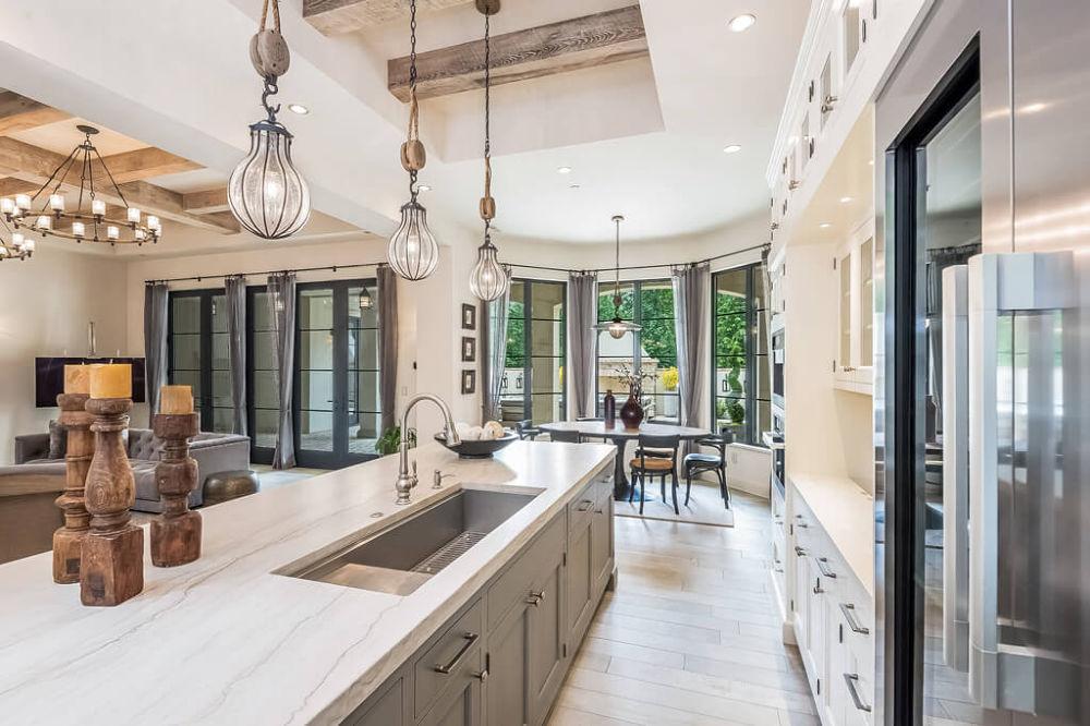 Turek 3 Rainier Cabinetry Design kitchen cabinets